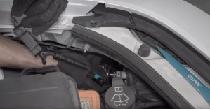 Chevy Camaro LED Headlights Bulb Installation Headlamp Assembly