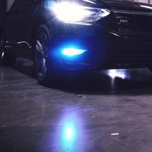 LED Fog Lights Bulbs Replacement for Cars Trucks SUVs Vans