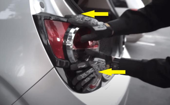 2013 Chevy Sonic LED STROBE Brake Light 24