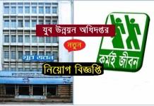 dyd job circular bd
