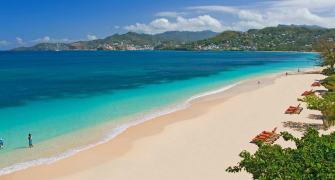 Grenada's Grand Anse Beach