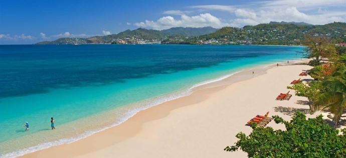 as praias mais bonitas do mundo Grand Anse Beach