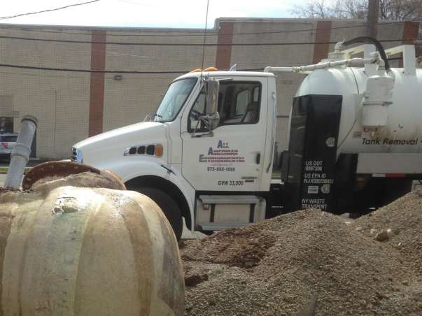 Vacuum Truck Services Waste Disposal Services