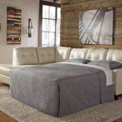 American Leather Full Sleeper Sofa Poltrona Frau Bed O'kean Galaxy Living Room - All Furniture ...