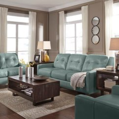 American Furniture Living Room Tables Cheap Nice Sets O Kean Sky Leather All Buy 4 Less