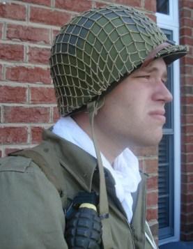 Helmet Detail