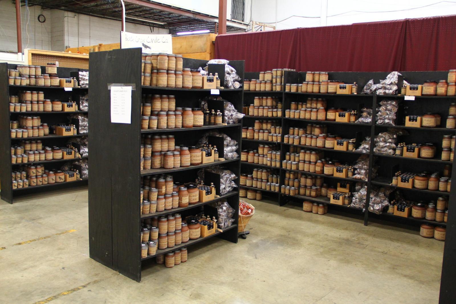 Wholesale Candles Vendors
