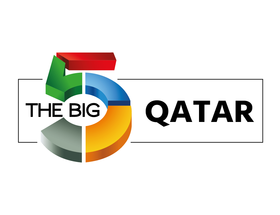 About The Big 5 Qatar dmg events Doha, organisers of The Big 5 construction event series, are delighted to introduce The Big 5 Qatar, a brand new event for the Built Environment industry in Qatar taking place from 24-26 September, 2018. A multi-section show covering products relating to: Plant Machinery and Vehicles, Concrete, Construction Tools & Building Materials, MEP Services, Building Envelope & Special Construction, Construction Technologies & Innovations and Building Interiors & Finishes. The event will provide suppliers with a unique, targeted platform, unlike any other regional event, to meet buyers and decision-makers involved in projects within the region. Supported by Qatar Tourism Authority, The Big 5 Qatar will provide the best possible platform for companies looking to grow their business in a market busy with preparations for the 2022 FIFA World Cup and the long-term Qatar Vision 2030. A new event, with a fresh approach, to enable you to expand and develop your business in this lucrative market. The Big 5 Qatar is organized by The Big 5 team and owned by dmg Events Doha LLC and subsidiary of DMGT PLC listed on the London Stock Exchange