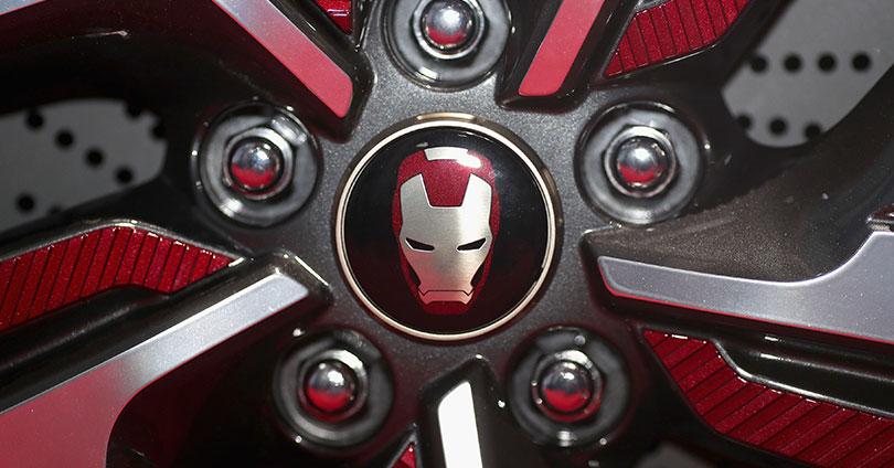 Kona Iron Man Edition SUV Makes Global Debut at 2018 San Diego Comic