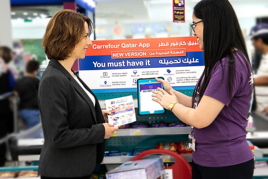Carrefour Qatar Revamps its Mobile Application to Offer