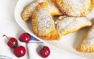 Tart Cherry Pies