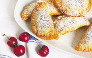 Tart Cherry Pies