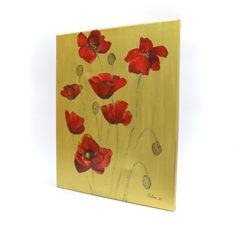 Poppy Flowers - 2021