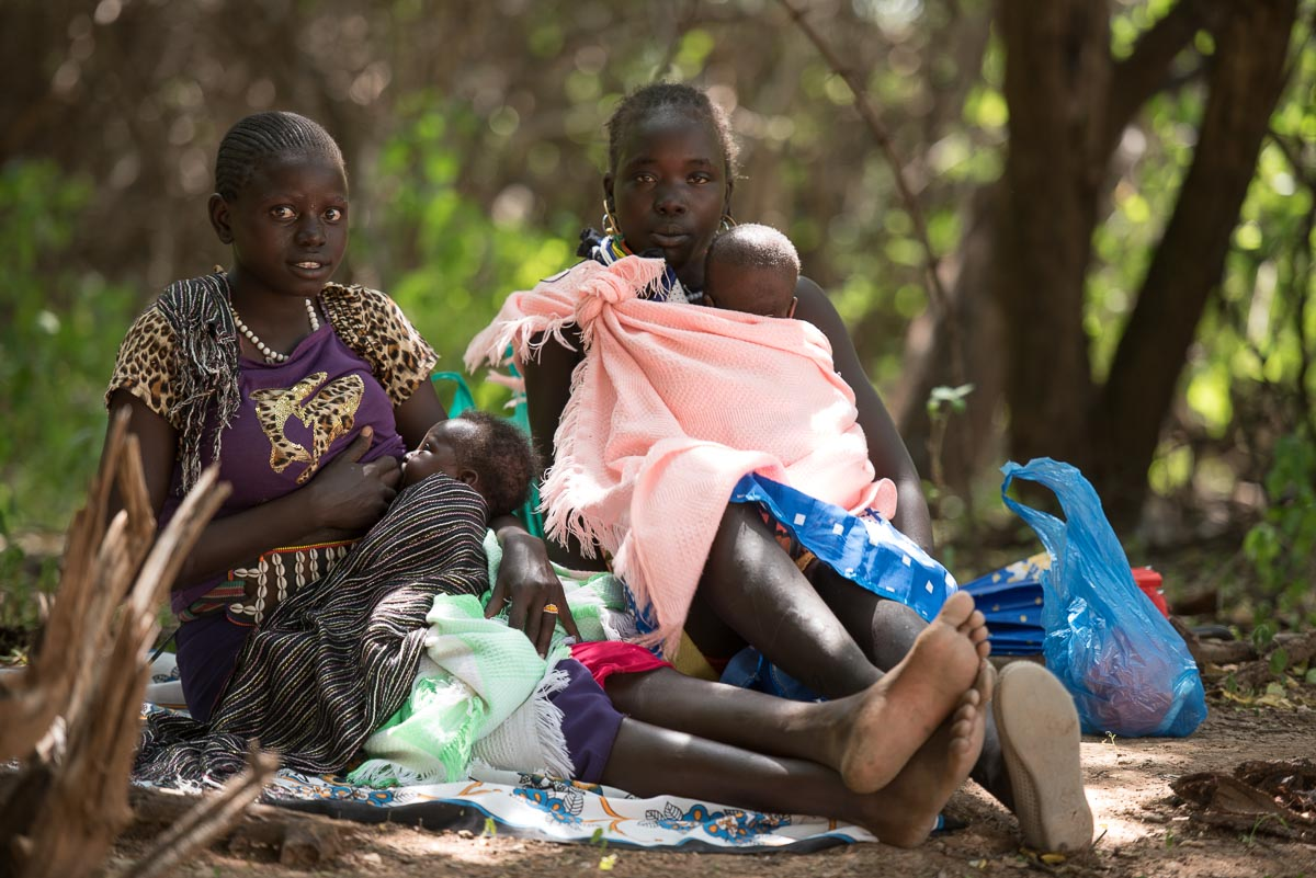 Mothers Breastfeeding