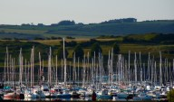 Kinsale Harbour is home to both pleasure craft and a fishing fleet. (Allan Lynch Photo)