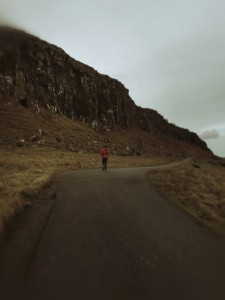 Isle Of Skye - road