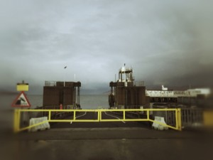 Isle Of Skye - Armadale ferry crossing