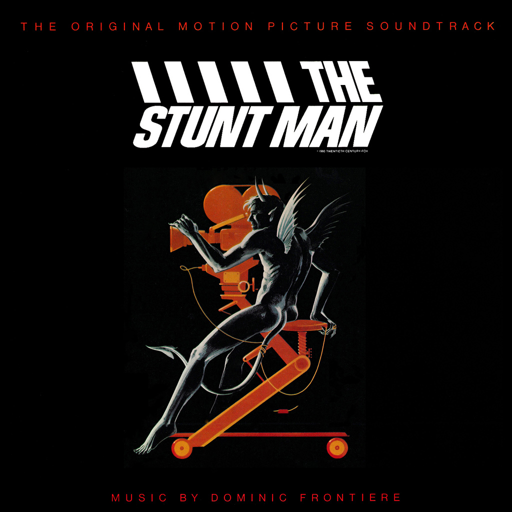 Music From The Stunt Man The Best Movie Soundtrack You