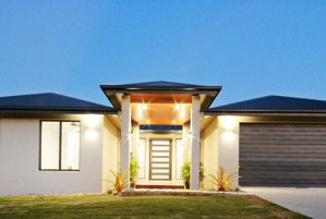 front entrance of 13 stanley drive houses for sale in cannonvale