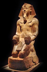 A picture of Pharaoh