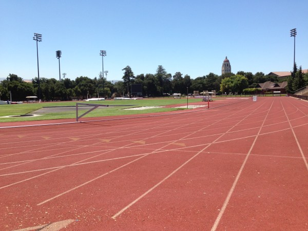 Stanford University Track-Another View