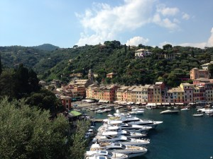PORTOFINO ON THE ITALIAN RIVIERA