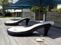 Modern Outdoor Furniture for Beautiful Yard ...