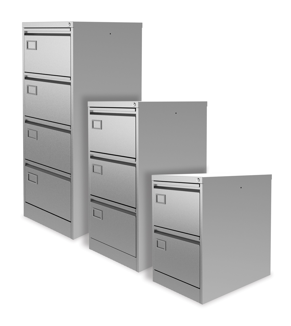 Silverline Executive Filing Cabinets  Allard Office Furniture