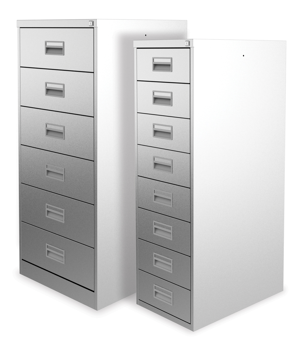 Silverline Media filing  card index cabinets  Allard Office