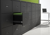 Silverline A3 Jumbo Filing Cabinet | Allard Office Furniture