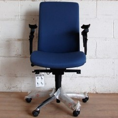 Floating High Chair Hanging Lahore Ergorest Arm Typist 2116 Allard Office
