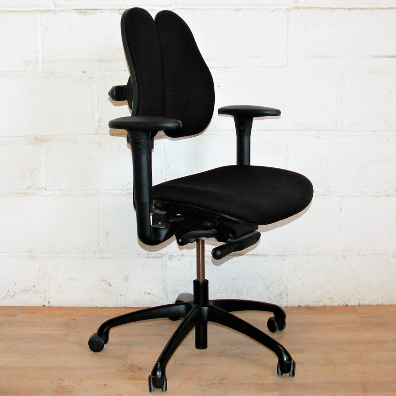 Work Chair Rohde Grahl Duo Back 11 Ergonomic Task Chair 2141
