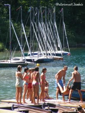 Lago di Bohinj 6