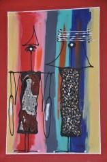 Dipinti su tela, Casamas Senegal