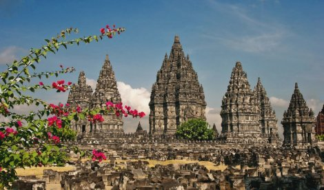 Giava Indonesia Prambanan e Borobudur  Alla Ricerca Di