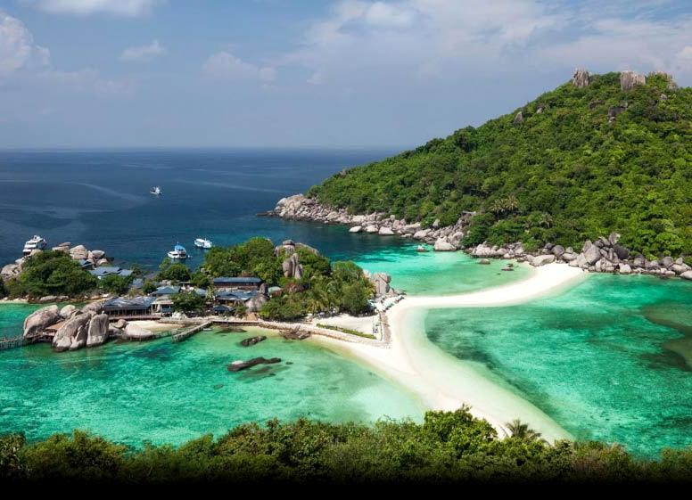 Isole della Thailandia le tre anime di Koh Samui Koh Phangan Koh Tao  Alla ricerca di shambala