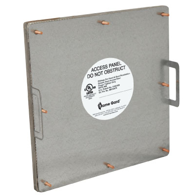 7\u2033 x 12\u2033 Grease Duct Access Door (Acudor)  sc 1 st  All Around Industry Supply & 7\