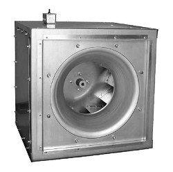 Inline1 G10 Captiveaire Untempered Supply Unit With 10