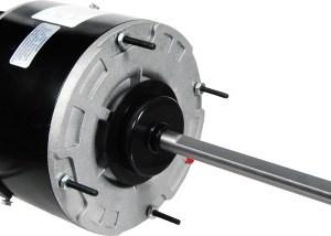 High Ambient Temperature Condenser Fan Motors