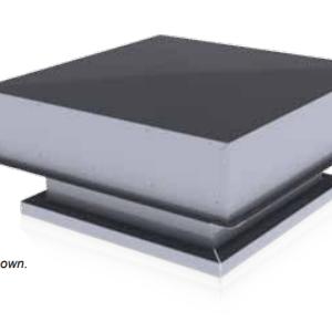 GRAVITY AIRETTE Models: AEG Gravity Ventilator Intake/Relief
