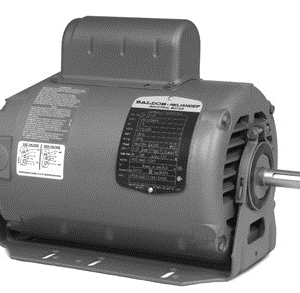 Fan and blower, single and three phase, ODP, resilient base