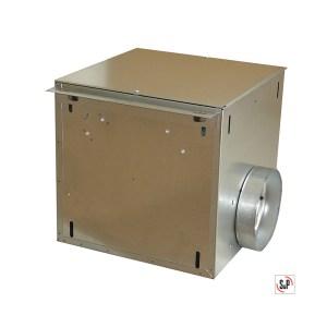 S&P FFC Inline/Cabinet Ventilators