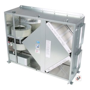 Light Commercial Heat and Energy Recovery Ventilators