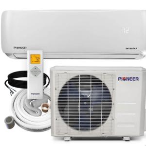 Mini Split AC/Heat Units