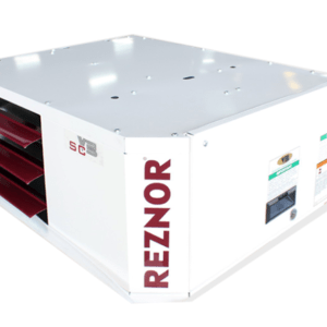 UDAS Series - gas-fired separated combustion unit heaters