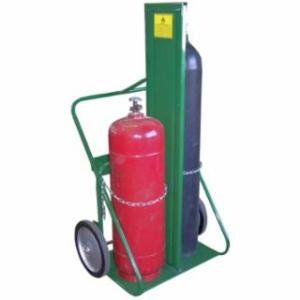 339-401-14FW 150 Series rts, Holds 2 Cylinders, 9 1/2 in-12 1/2 in dia., w/Firewall