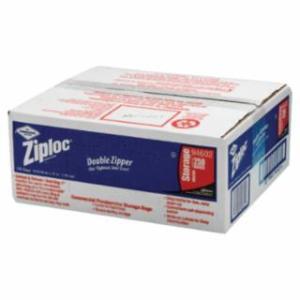 395-94602 Ziploc Commercial Reslable Bags, Gallon, Plaic