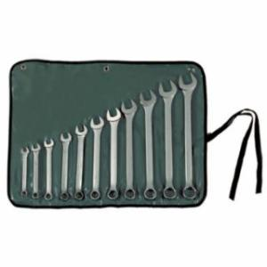 576-85-450 11 Piece Combination Wrench Sets, Points, Inch