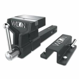 825-10010 ATV All-Terrain Vise, 6 in Jaw, 5 in Throat, ationary Base