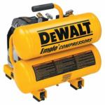 115-D55151 AIR COMPRESSOR 2 HP 4 GAL HAND RRY TWIN TANK